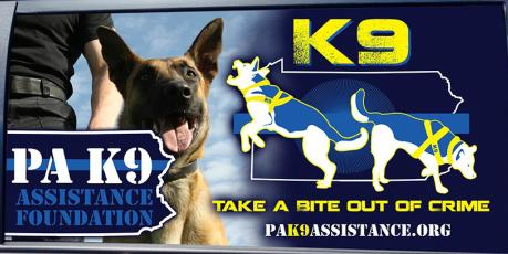 PA K9 Assistance foundation