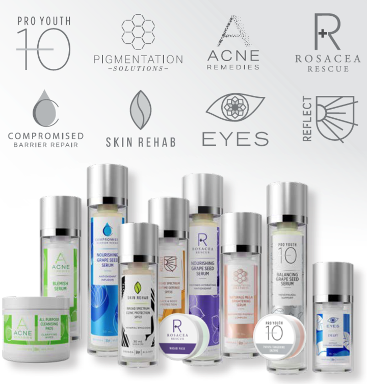 skin care products available for purchase